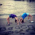 Beach Poses