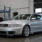 2001 Audi RS4 Avant 6 Speed