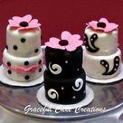 Mini Birthday Cakes