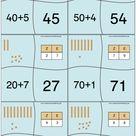 Zahldarstellung ZR 100 Puzzle