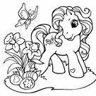 My little pony DVD à gagner + coloriages !