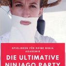 Die ultimative Ninjago Geburtstagsparty - Mamas Morgenstunde
