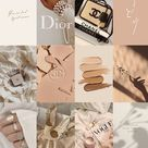 Spice up your room with this neutral aesthetic wall collage kit