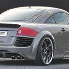 Prior Design Audi TT met R8 looks