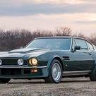 1987 Aston Martin V8 Vantage 'X Pack'   Men's Gear