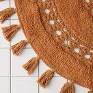 Crochet Sun Bath Mat