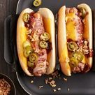 Bacon-Burger-Dog von Mister-BBQ | Chefkoch