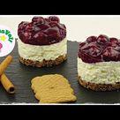traumhafte SPEKULATIUS-KIRSCH-TÖRTCHEN | weihnachtliches Dessert | ganz einfach ohne backen