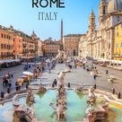10 Best Things to See in Rome, Italy - Must see in Rome - Italy Best