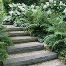 Treppen im Garten verlegen- ein dekoratives Element oder Notwendigkeit