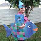 Rainbow Fish Costume