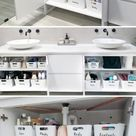 Ensuite Organisation for a tidy bathroom - Just Another Mummy Blog