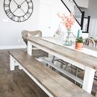 Table With Bench