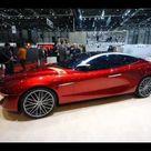 2014 Alfa Romeo Gloria Concept live at Geneva Motor Show 2013   horsepower specs price auto 2016