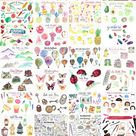2,600 in 1 Watercolor Clipart Pack by Maria B. Paints on @creativemarket