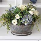 Beautiful high quality farmhouse floral arrangements by SimplyStems
