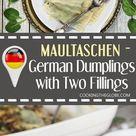 Maultaschen Recipe - German Stuffed Pasta with Two Fillings