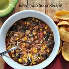 Taco Soup Recipes