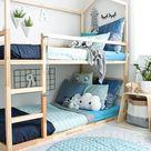 IKEA Kinderbett für süβe Träume: 40 moderne Ideen