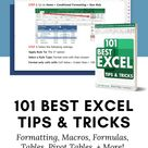 [FREE] Top 101 Excel Tips and Tricks Ebook
