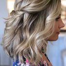 45 Perfect Half Up Half Down Wedding Hairstyles