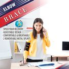 Elbow Brace for Comfortable Elbow Support