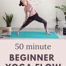 50 min Beginner Yoga Flow