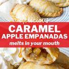 Delicious Caramel Apple Empanadas