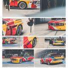 BMW 3.0CSL is a Speeding Art Exhibit