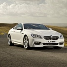 BMW 640d Coupe 2012