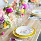 Lisa Frank Inspired Rainbow Party   Kara's Party Ideas