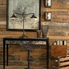 Wood Slat Wall