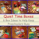 Quiet Time Boxes