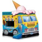 Ice Cream Truck Bouncer