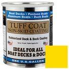 Tuff Coat Rubberized Non-Skid Coating - Safety Yellow