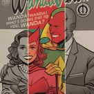 WandaVision 50's x 90's