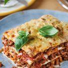 Klassische Lasagne Bolognese