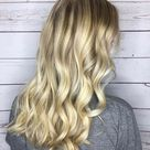 Start The New Year With The Buttercream Blonde Hair Color Trend