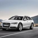 2013 Glacier White Audi A6 allroad quattro 3Q