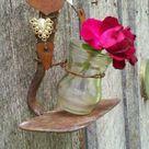 Gartendeko selber machen - 30 ausgefallene Bastelideen für die Gartendeko