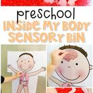 Preschool My Body   Mrs. Plemons' Kindergarten