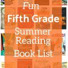 Fifth Grade Summer Reading Book List – Maintaining Motherhood