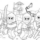 Free Lego Ninjago Coloring Pages For Kids