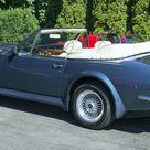1990 Aston Martin V8 Vantage Volante X pack in blue, rear left   Aston Martin V8 Vantage 1977   Wikipedia