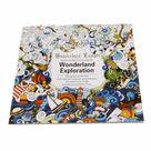 Wonderland Exploration Coloring Book