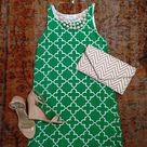 Kelly Green Dresses