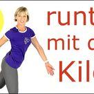 35 min.💥Abnehmen und Kalorien verbrennen   ohne Geräte, auch für Einsteiger