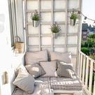 Unsere Herzstück der Wohnung balkon balkonliebe d...