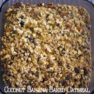 Baked Oatmeal Recipes