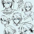 The Legend of Zelda: Twilight Princess / Link / 「落書き(ゼルダの伝説)」/「lulu」の漫画 [pixiv] [14]: